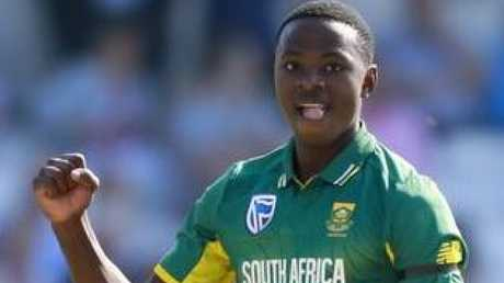Kagiso Rabada will spearhead South Africa's attack.