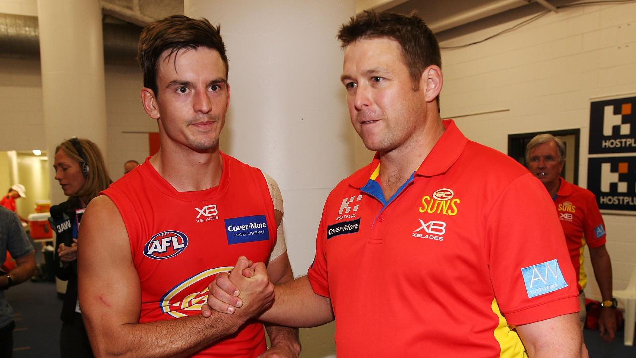 Jarryd Lyons is departing the Gold Coast Suns and looks set to join Brisbane.