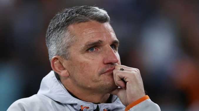 Ivan Cleary cut his stay at the Tigers short to return to the Panthers.