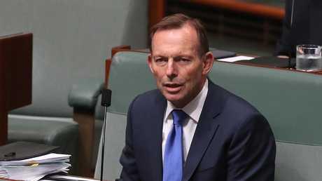 "Nauru is a ""very pleasant island"" according to Tony Abbott."