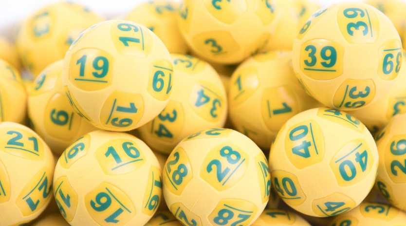 A man from North Sydney is $7.5 million richer after he won last night's Oz Lotto draw.