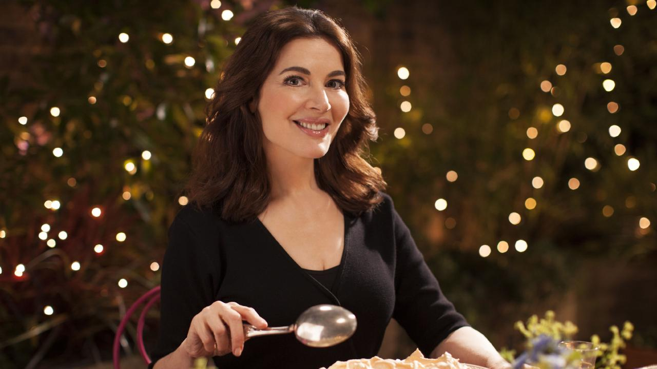 Nigella Lawson is a fan of our favoured national spread. Picture: supplied