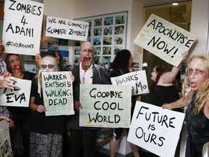 Adani move shrugs off zombie apocalypse