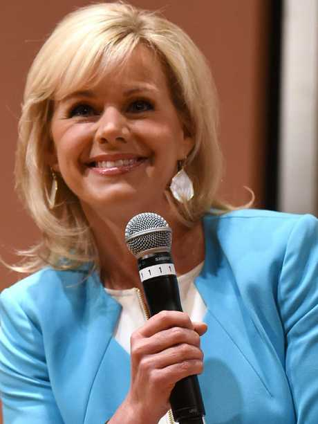 Former Fox News anchor Gretchen Carlson. Picture: Getty