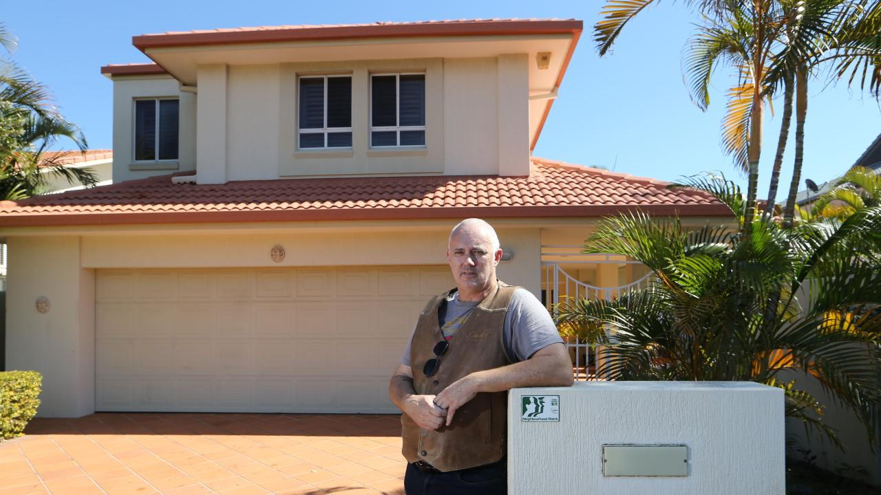 Local Raymond Sheehan is still seeking justice for victims of alleged fraudster Andrew Eustice. Picture Glenn Hampson