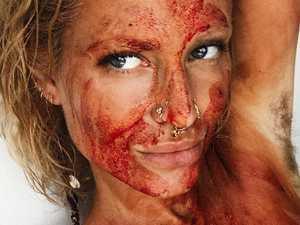 Woman's 'disturbing' period photo divides internet