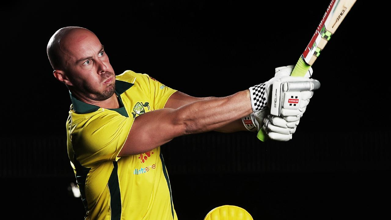 Chris Lynn has big hopes for the summer. Picture. Phil Hillyard