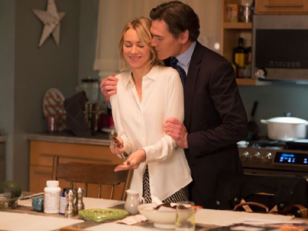 Naomi Watts was last seen alongside real life love Billy Crudup in Gypsy. Picture: Supplied