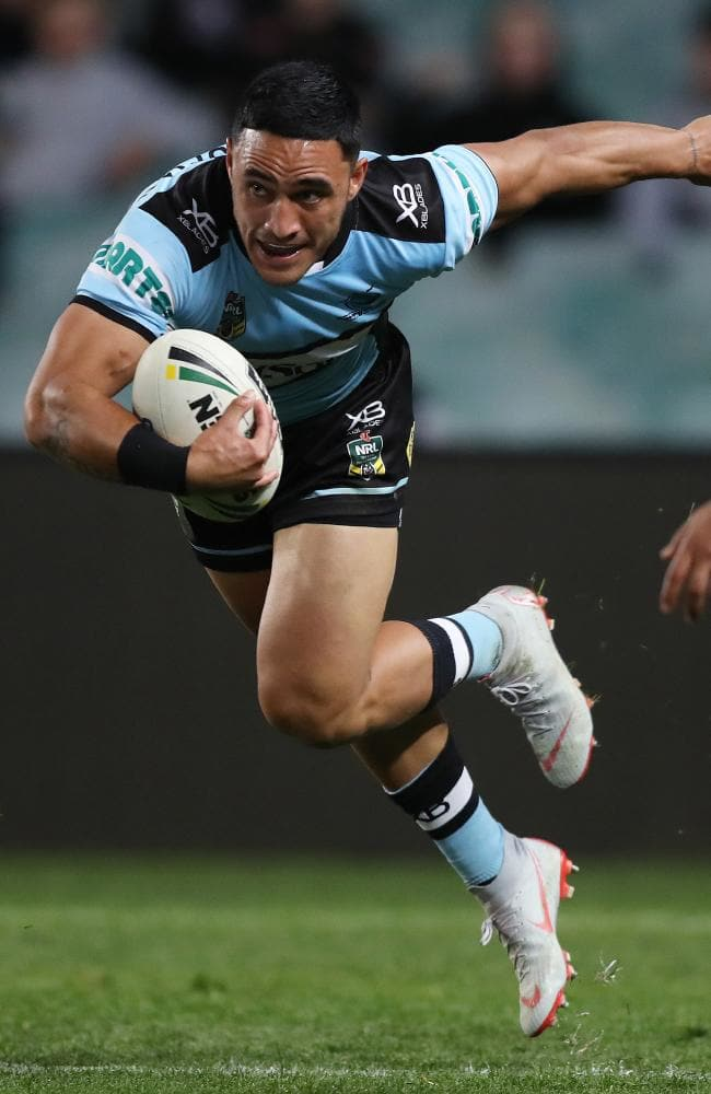 Holmes was one of the form players of the NRL by the end of 2018. Picture: Brett Costello