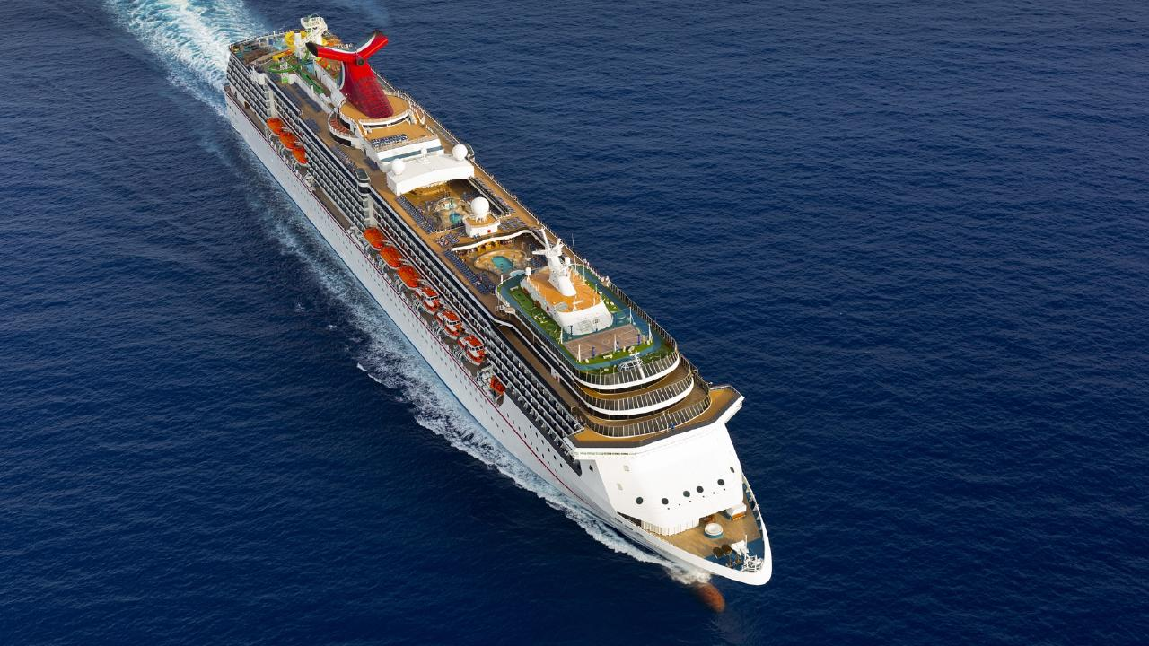 The couple was not satisfied with the response from Carnival. Picture: Carnival Cruise Line