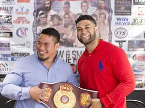 Mates to step in the ring