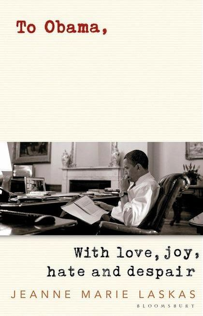 NEW BOOK:  To Obama is an intimate look at one man's relationship with the American people.