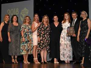 Peer recognition 'as good as winning the award'
