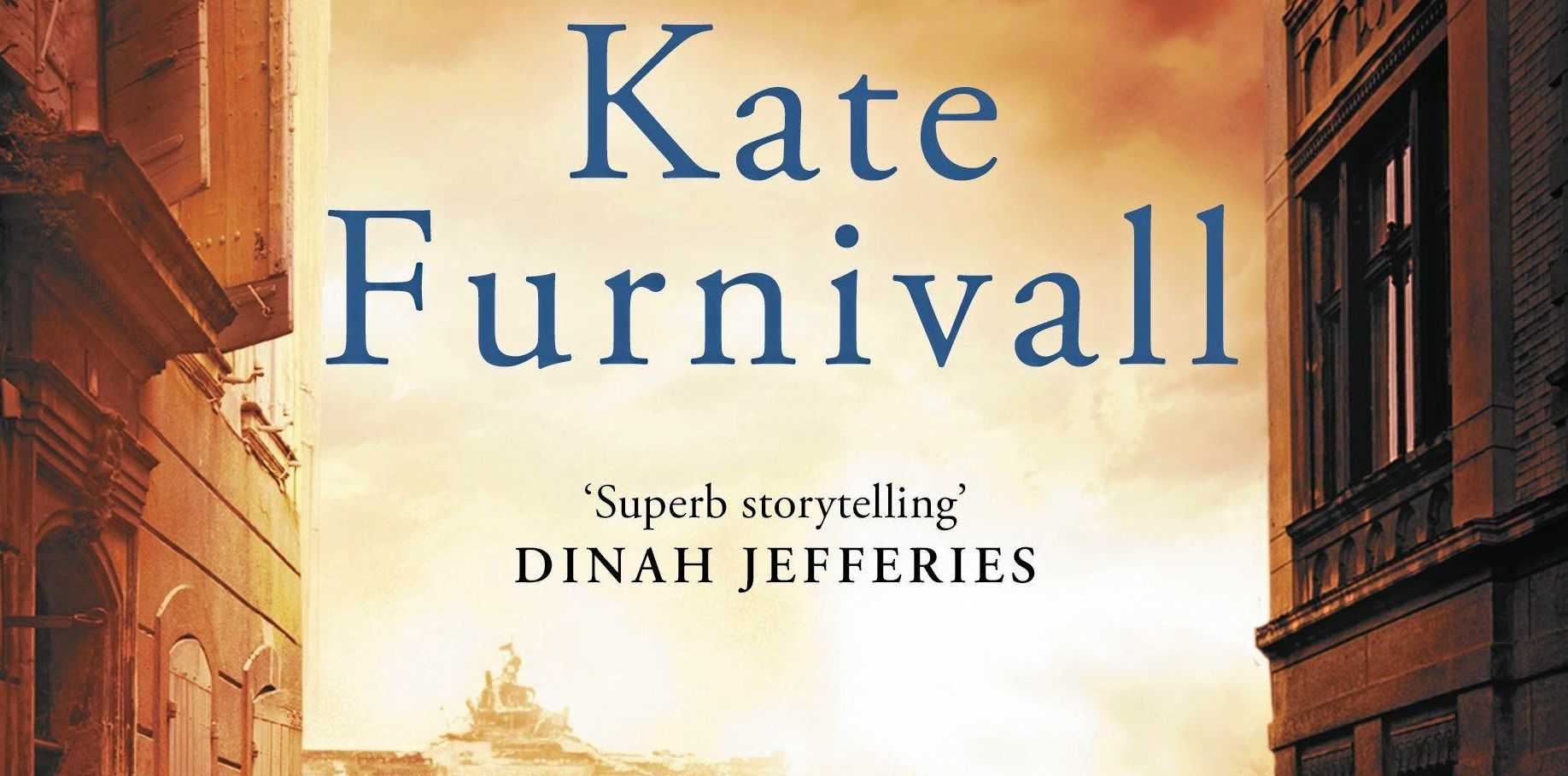 NEW BOOK: Kate Furnivall's The Survivors.