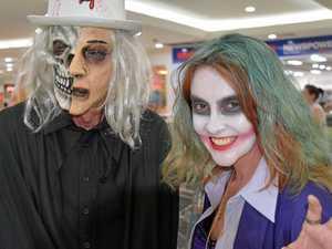 Spooky fun at Kingaroy Shoppingworld