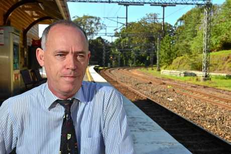 SC RAIL Back on Track spokesman Jeff Addison.