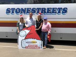 Santas to fill Toowoomba streets for fun run