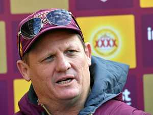 Where you can see Origin coach Kevin Walters in Toowoomba