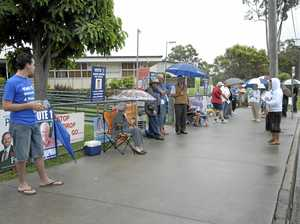 Mayor confirms flyer-free booth, pre-polling spots