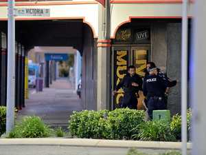 Mackay city centre shooter accused being examined on bail