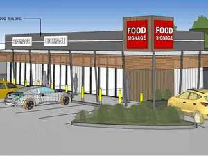 Another fuel, fast-food precinct approved for Ipswich