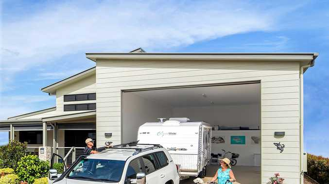 Family's plan to keep region's elderly in home town   Observer on mobile base plans, rv pad homes in florida, rv house plans, rv homebase floor plans, rv port home plans,