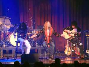 Experience a Led Zeppelin time warp