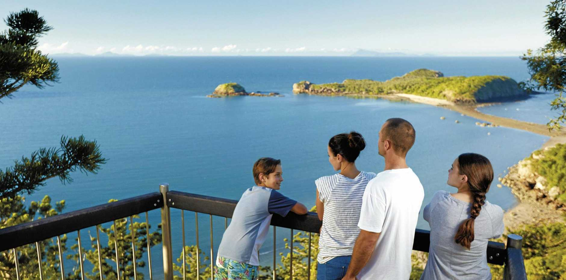 Mackay Tourism has recorded seven successive quarters of growth in both domestic and international traveller numbers.