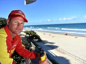 Lifeguards bring dead man back to life