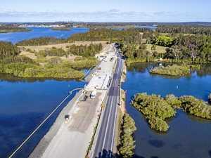 New bridge into Yamba to open