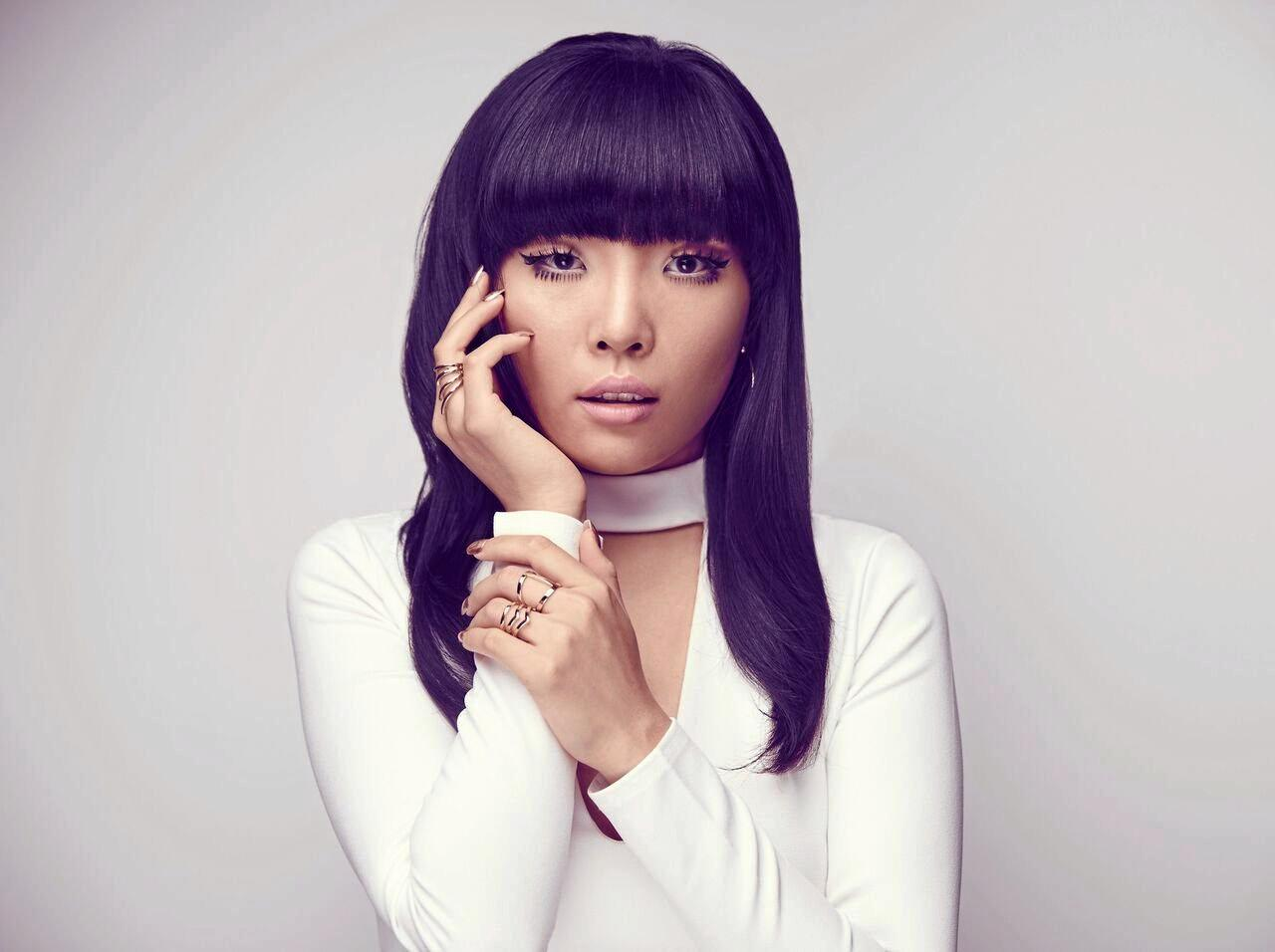 POWER POP STAR: Dami Im will be performing at the GECC on Saturday night.