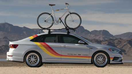 Volkswagen Air Design Jetta SEL.