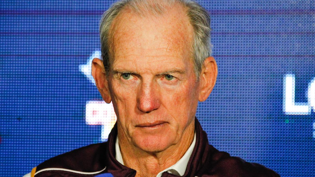 WAYNE Bennett has ruled out an early exit from the Broncos, but he's been sprung already targeting his first recruitment move for South Sydney.