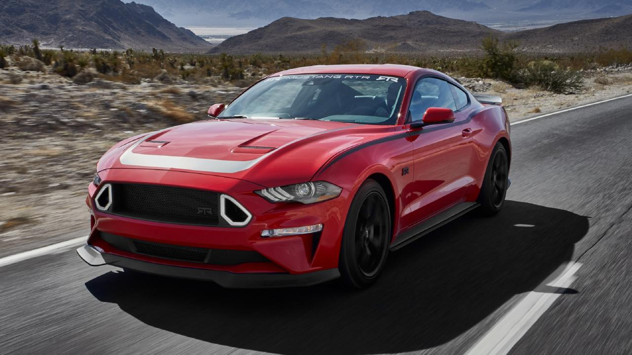 Ford Performance and RTR Vehicles team up to create the ultimate Mustang.