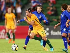 Matildas bring back big guns