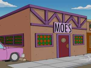 Texas bar morphs into Moe's Tavern