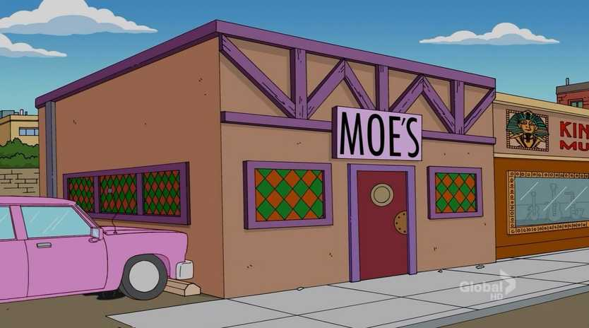 A bar in Texas is now the spitting real-life image of Moe Szyslak's iconic tavern from The Simpsons.