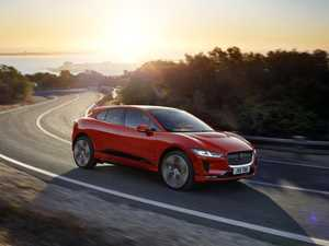 Jaguar I-Pace could be the sexiest new car to hit the market