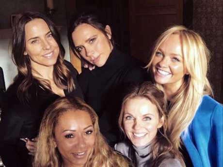 The Spice Girls have teased news of a reunion tour for the past 12 months