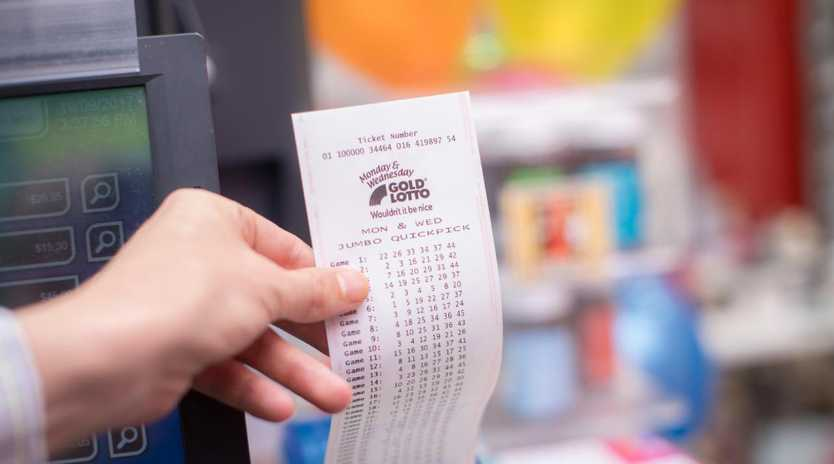 There is a new millionaire in Pine Rivers after a Gold Lotto division one win.