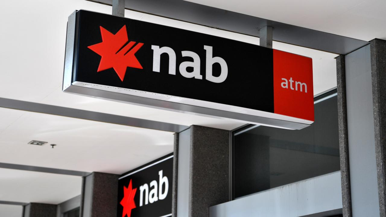 A NAB branch in Adelaide. Picture: David Mariuz/AAP