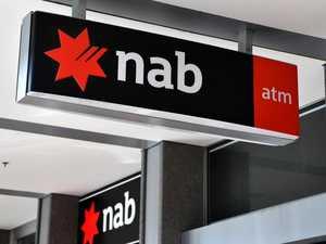 NAB profit plunges 14 per cent