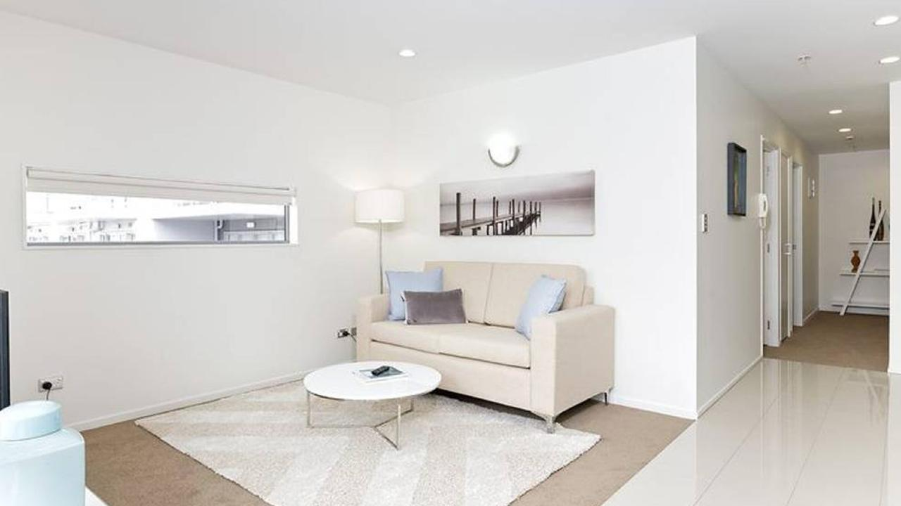 The couple were expecting a spacious apartment in Auckland. Picture: Kennedy News and Media