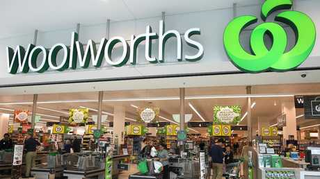 Woolworths food sales is at its slowest growth rate in two years. Picture: AAP