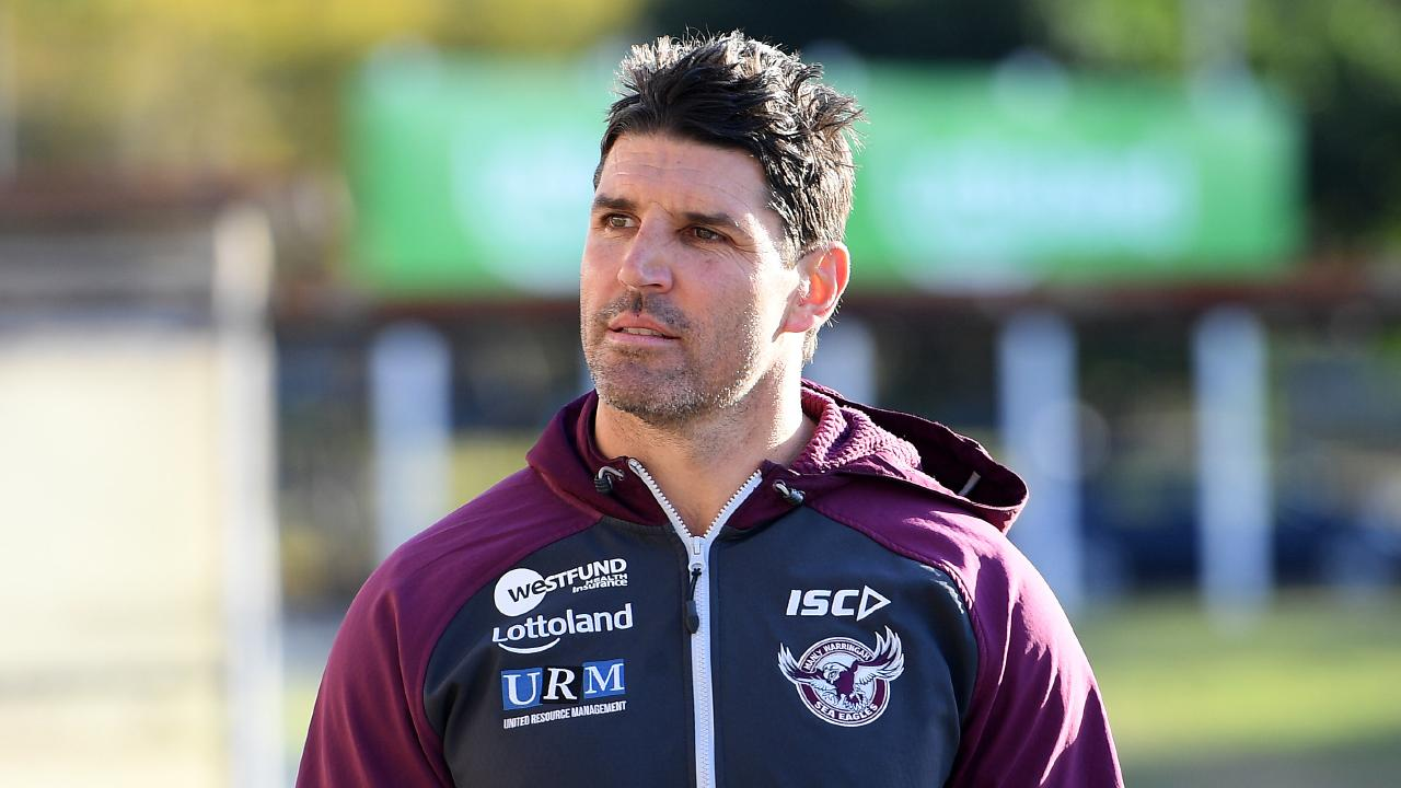 Trent Barrett's exit from Lottoland could happen as early as Friday. Picture: AAP