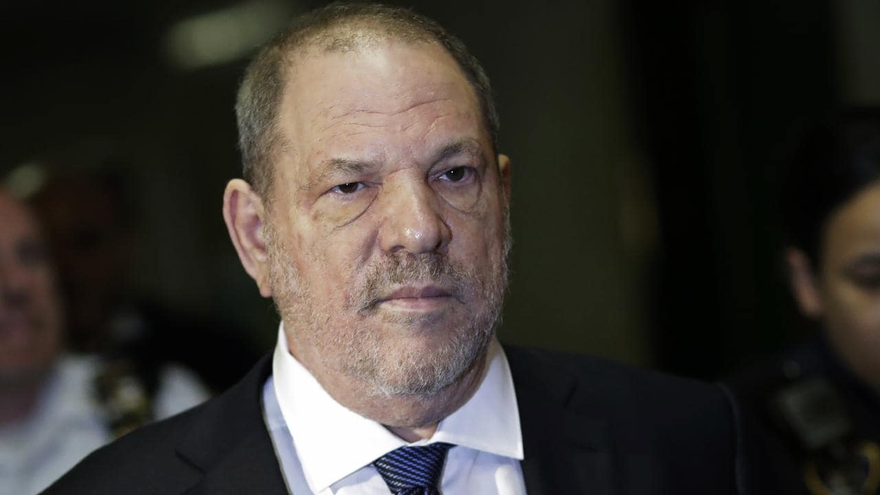 Harvey Weinstein. Picture: AP