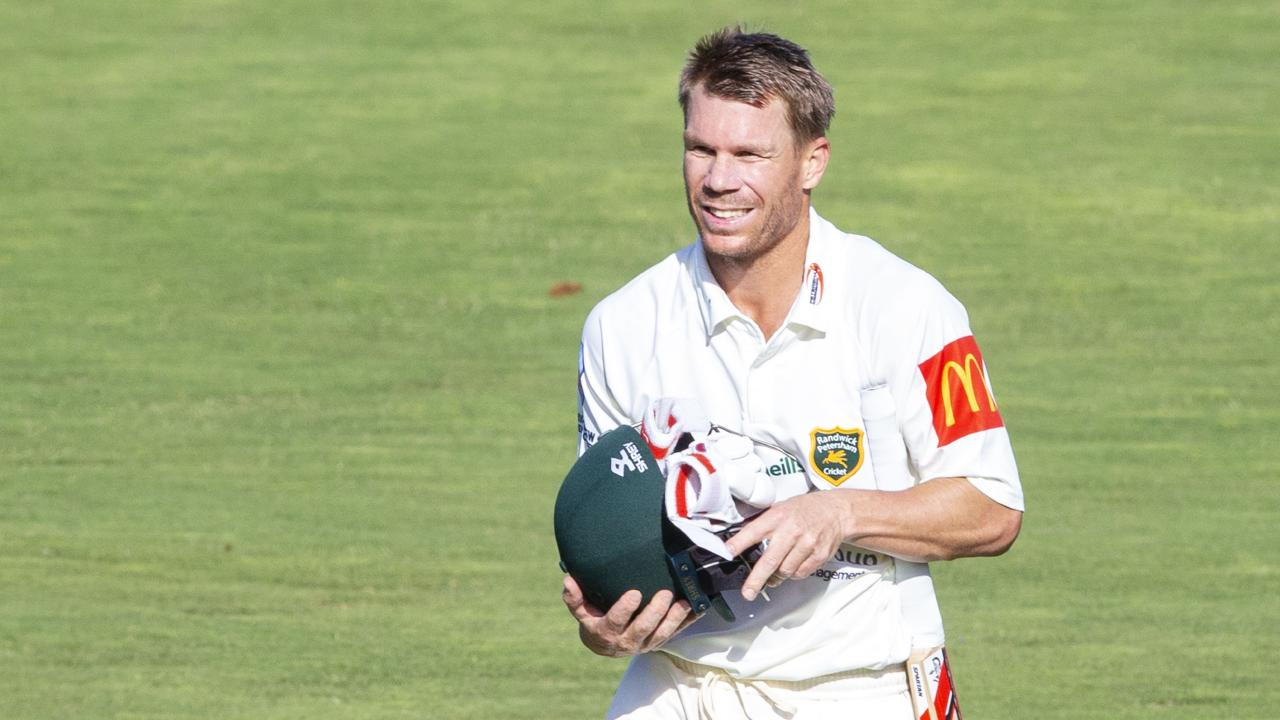 Calls to lift the ban on David Warner and other players for ball tampering are unrealistic. Picture: Jenny Evans