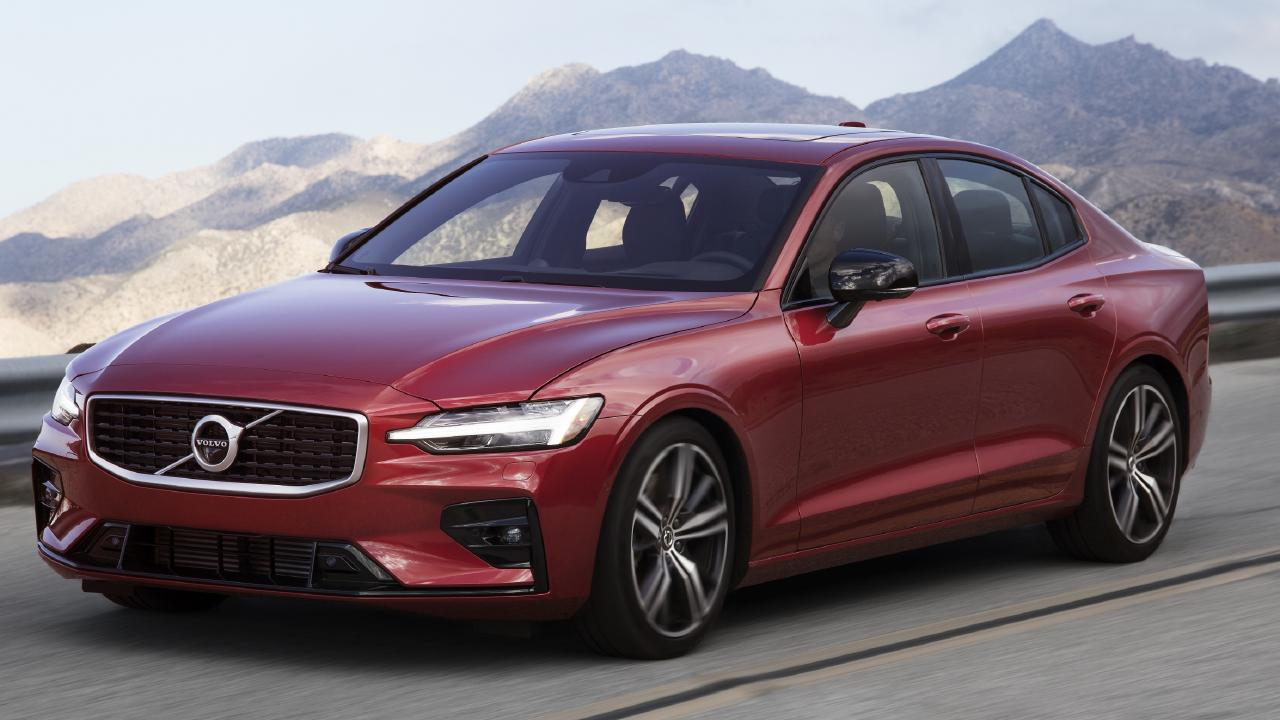 The V60 will be take the fight to the German premium sedans. Pic: Supplied.