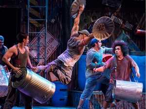 Stomp vs Lion King: which has more bang for buck?