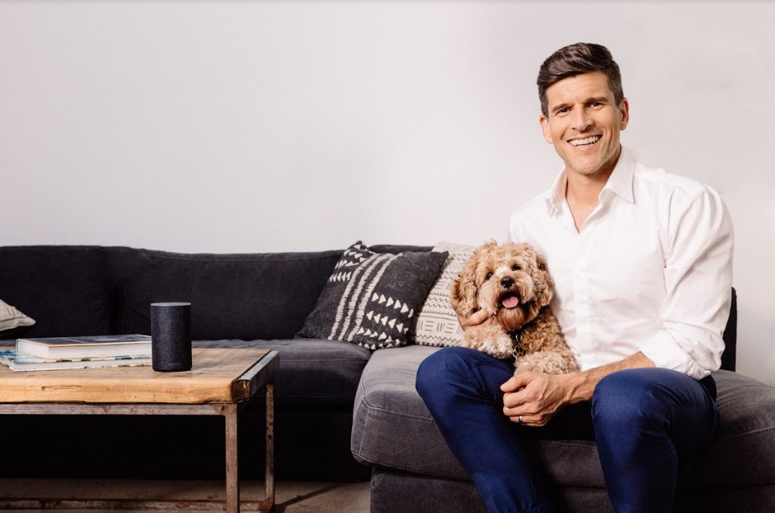 "Osher Günsberg, host of reality TV franchise, The Bachelor Australia, said: ""I'm passionate about mental health, and that extends to my dog, Frankie's, wellbeing too."